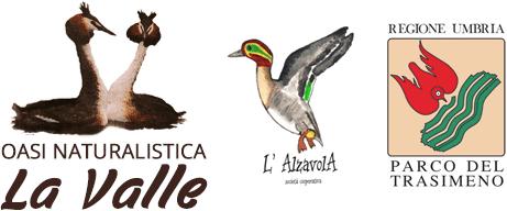Oasi Naturalistica La Valle logo